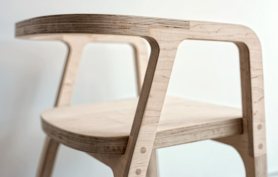 Shaper origin chair greentooth