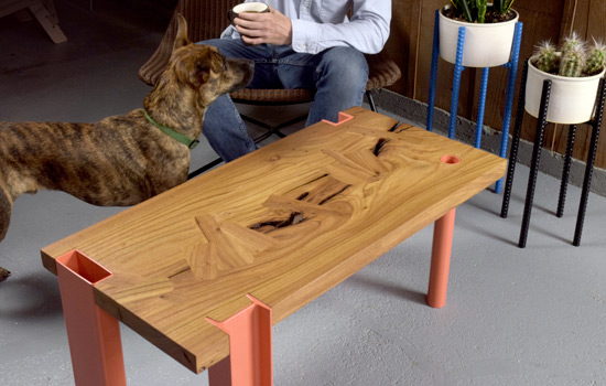 Shapermade Elm Coffee Table