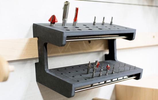 Cutter Rack