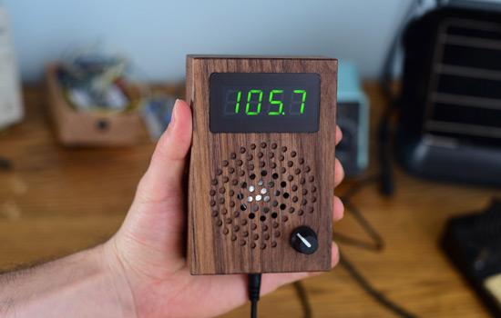 Shapermade FM Radio