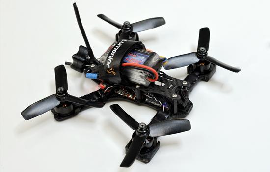 Shaper Carbon Fiber Drone