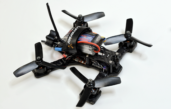 Shaper Origin Carbon Fiber Drone